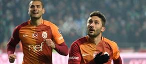 Konyaspor 0-1 Galatasaray