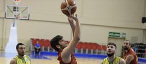 Maça doğru | Galatasaray - Güçlü Eller Engelliler SK