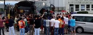 Galatasaray Avusturya'da