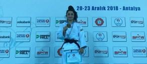 Büyükler Türkiye Şampiyonası'nın ilk gününde 3 madalya