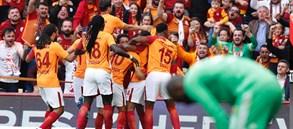Galatasaray 2-0 Evkur Yeni Malatya