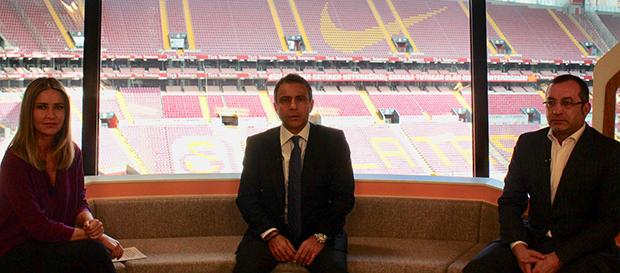 Göztepe Galatasaray Maçı Vadistanbulda Izlenecek Galatasarayorg