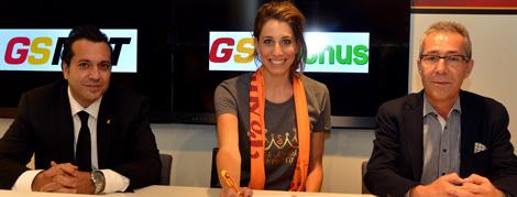 Floortje Meijners Galatasaray Daikin'de