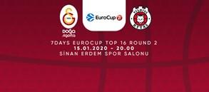 Maça Doğru | Galatasaray Doğa Sigorta - Rytas Vilnius