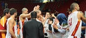 Galatasaray Odeabank 139–134 Türk Telekom