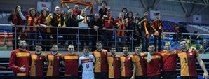 Maça Doğru: MOK Jedinstvo Brcko  - Galatasaray FXTCR