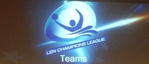 LEN Şampiyonlar Ligi Kuraları Çekildi
