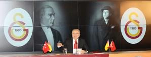 Başkan Ünal Aysal Sohbet Toplantısında Açıklamalarda Bulundu