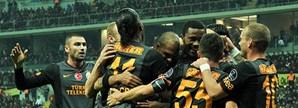 Kayserispor 2 - 4 Galatasaray
