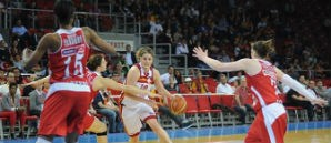 Play-Off | Maça Doğru: Galatasaray Odeabank - Abdullah Gül Üniversitesi