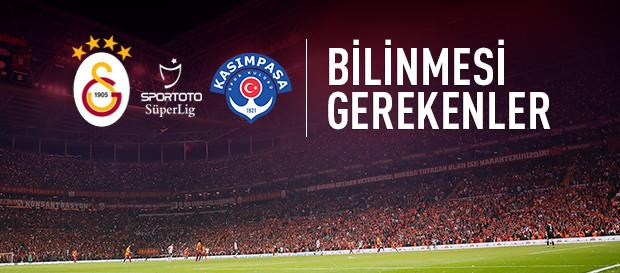 OPTA FACTS | Galatasaray - Kasımpaşa