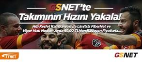 GSNET ile Fiber Hızlı Türkiye! FİBERNET'İN HIZI ANLATILMAZ YAŞANIR!