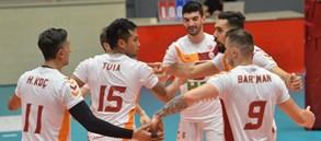 Fonte Bastardo Azores 0-3 Galatasaray HDI Sigorta