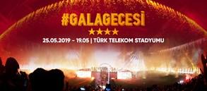 #GalaGecesi 19.05'te Türk Telekom Stadyumu'nda