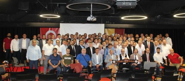 Galatasaray Taraftar Dernekleri Toplantısı gerçekleştirildi