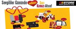 Sevgililer Günü'nde de Kalbiniz Sarı Kırmızı Atsın!
