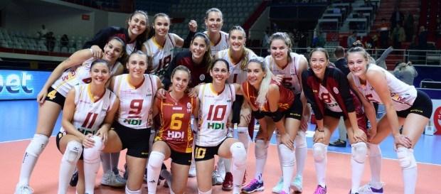 Galatasaray HDI Sigorta 3-0 Karayolları