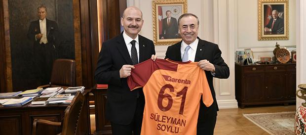 Yönetimimizden Ankara'ya ziyaret