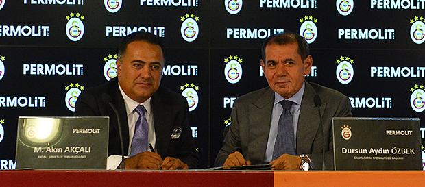 Galatasaray'ın Yeni Sponsoru Permolit Boya