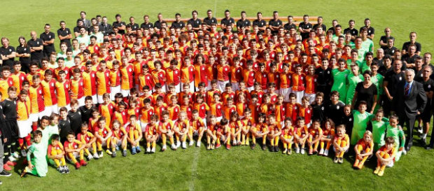 2019 Galatasaray Futbol Akademisi Seçmeleri Başlıyor