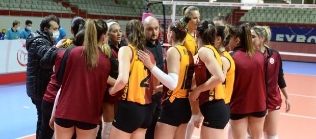 Beziers Angels 3-2 Galatasaray HDI Sigorta