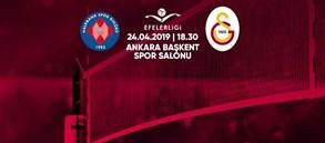 Maça doğru | Halkbank - Galatasaray