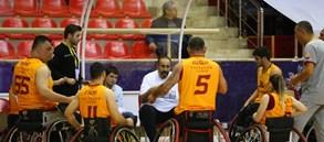 Maça doğru | Galatasaray - İskenderun Engelliler SK