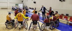 Tekerlekli Sandalye Basketbol Süper Ligi'nde final programı açıklandı