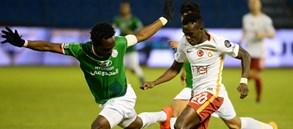 Ettifaq 3 - 1 Galatasaray
