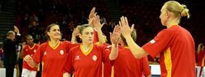 Maça Doğru: Galatasaray - Homend Antakya Belediye