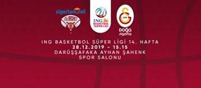 Maça Doğru | Sigortam.net İTÜ Basket - Galatasaray Doğa Sigorta