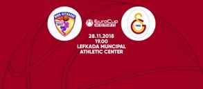 Maça doğru | Niki Lefkada - Galatasaray