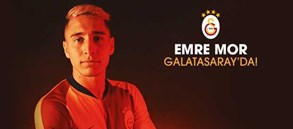 Emre Mor Galatasaray'da