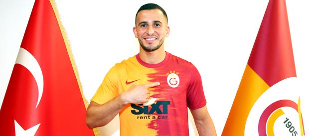 Hoş geldin Omar Elabdellaoui!