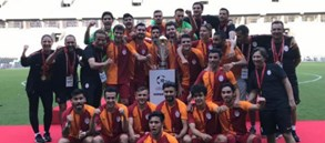 U21 Takımımız Süper Kupa Şampiyonu