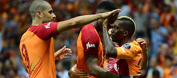 Galatasaray 1-0 Göztepe ile ilgili görsel sonucu