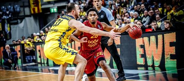 EWE Baskets Oldenburg 79 - 72 Galatasaray Doğa Sigorta