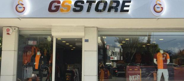Antalya Lara GSStore yenilendi