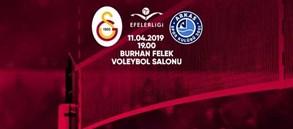 Maça doğru | Galatasaray - Arkas Spor