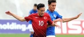 """""""Hedefim Galatasaray'ın A takımı"""""""