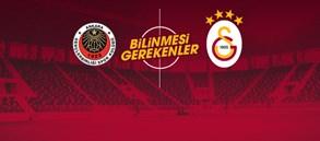 OPTA Facts | Gençlerbirliği – Galatasaray
