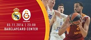 Maça Doğru   Real Madrid – Galatasaray Odeabank