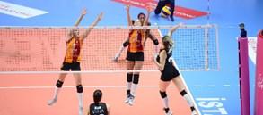 Galatasaray HDI Sigorta 2-3 Eczacıbaşı Vitra