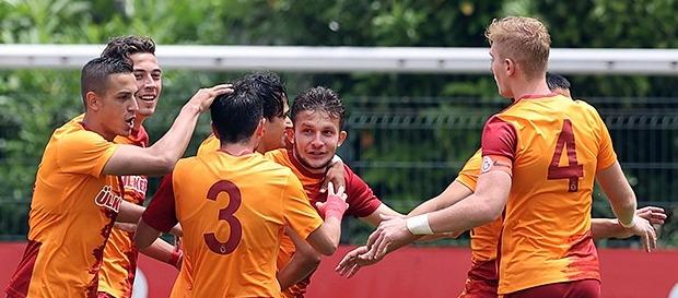 Galatasaray U19 6-1 MKE Ankaragücü U19