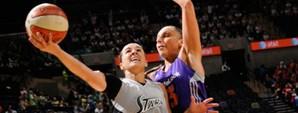WNBA Günlüğü: Taurasi Yenilgiyi Engelleyemedi