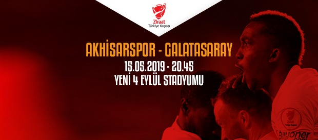 Maça doğru | Akhisarspor – Galatasaray