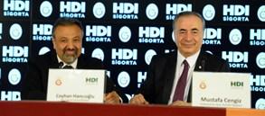 HDI Sigorta, Bayan ve Erkek Voleybol takımlarımıza isim sponsoru oldu