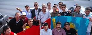 Galatasaray Kazakistan'da