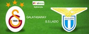 Maça Doğru: Galatasaray – SS Lazio