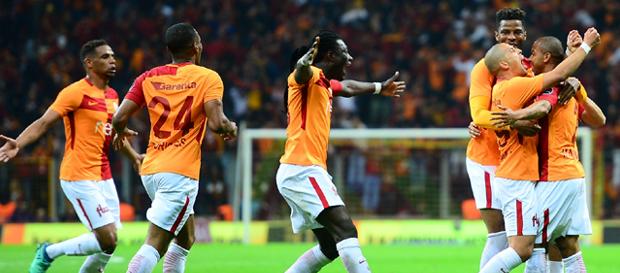 Galatasaray 2-0 Medipol Başakşehir
